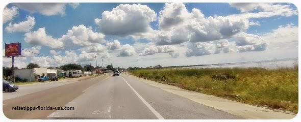 amerika Panama City Beach Florida weg Panama City Beach trip Entfernung tipp