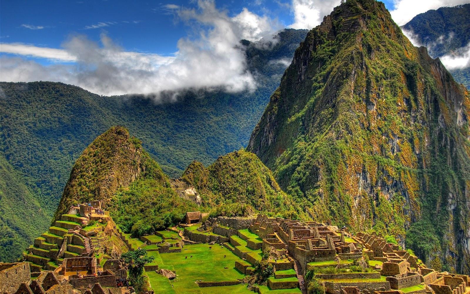 Travel Trip Journey : Machu Picchu, Peru