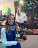 A Cozinha Vegetariana de Astrid Pfeiffer, é eleito o segundo melhor livro do mundo, na categoria livros vegetarianos