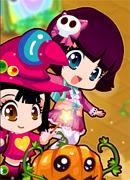Магический домик - Онлайн игра для девочек