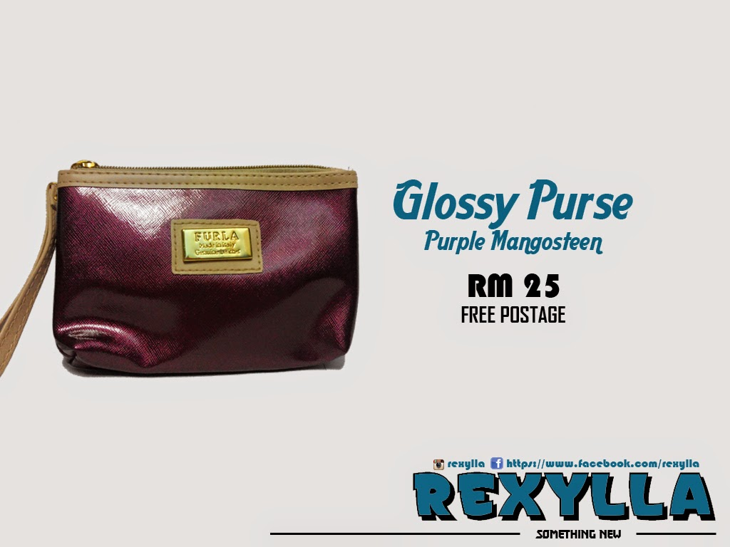 rexylla, glossy purse, purple mangosteen