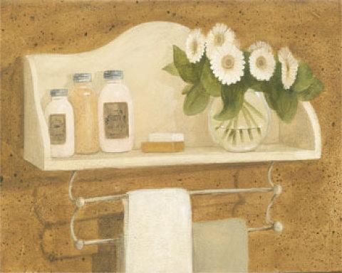 Manualidades decoraci n pintura cuadro para cuarto - Cuadros para cuartos de bano ...