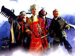 Phim Hậu Tây Du Ký Giải Cứu Phật Tổ