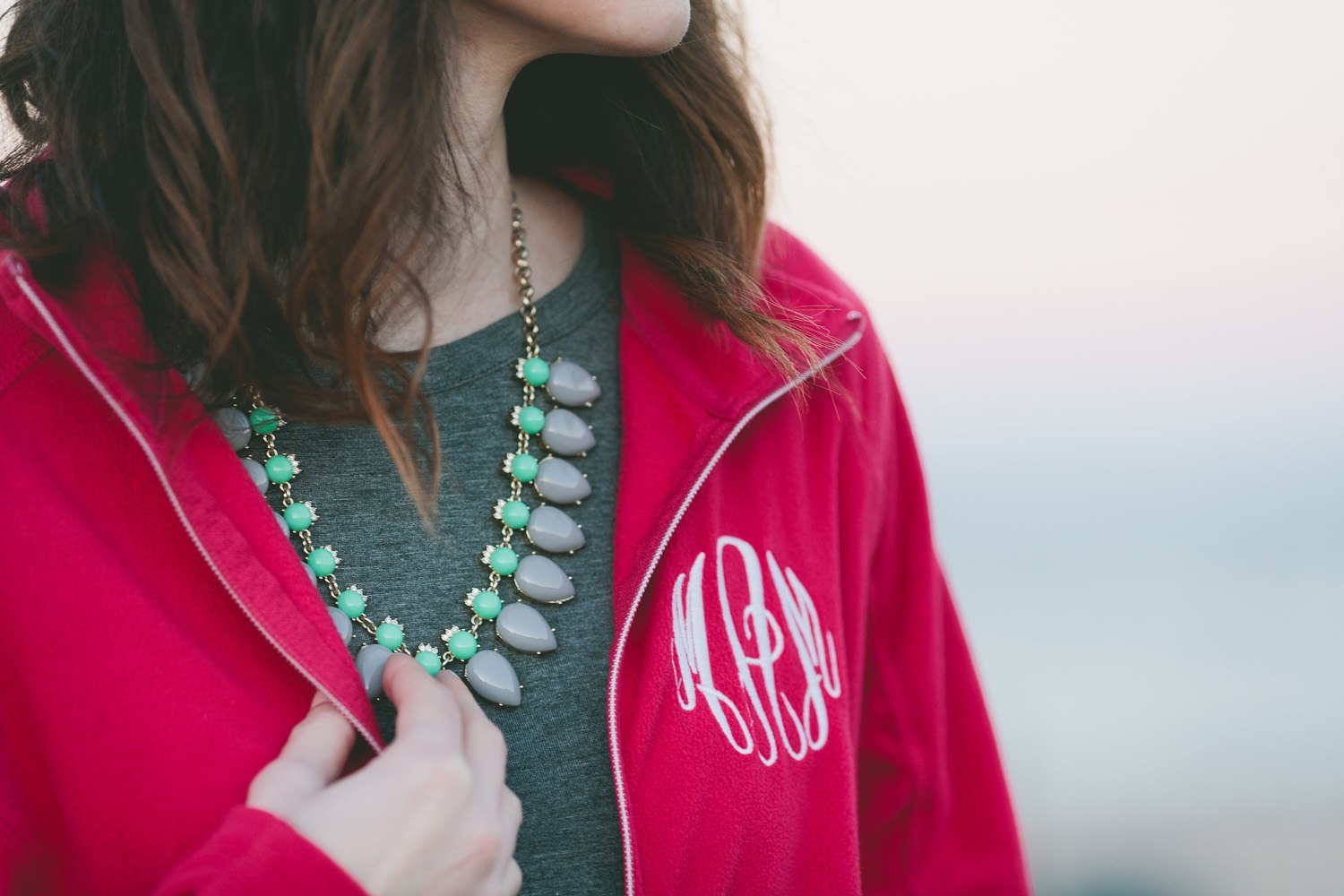 Marley Lilly zip up