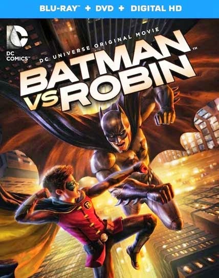 Batman vs Robin – Legendado