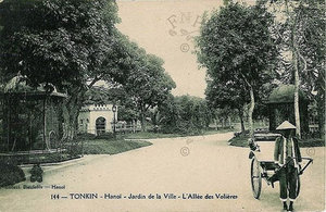 Old photos of Hanoi