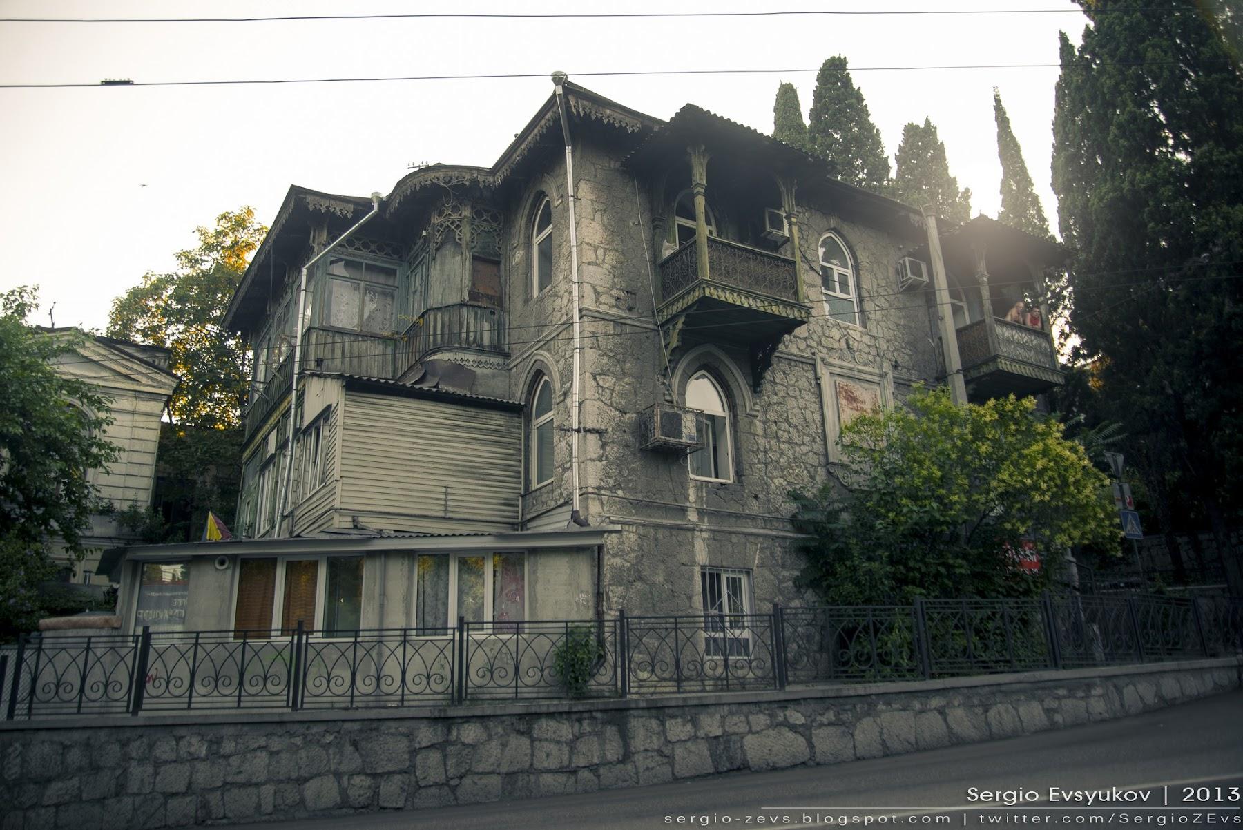 Крым, Украина, архитектура