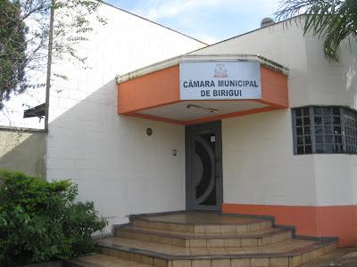 Câmara Municipal de Birigui - Um Asno