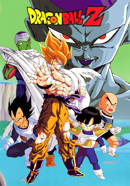 Dragon Ball Z – Todas as Temporadas – Dublado