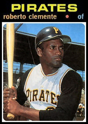 a biography and life work of roberto clemente a puerto rican baseball player Amazoncom: 21: the story of roberto clemente , a graphic novel biography of puerto rico's greatest baseball star 21 is an all ages graphic biography of baseball star roberto clemente: no other baseball player dominated the 1960s like him and no.
