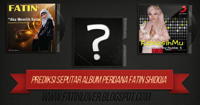 Fatin Shidqia Lubis Album Perdana Terbaru