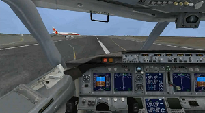 fsx - 3D Real Cockpit Effect
