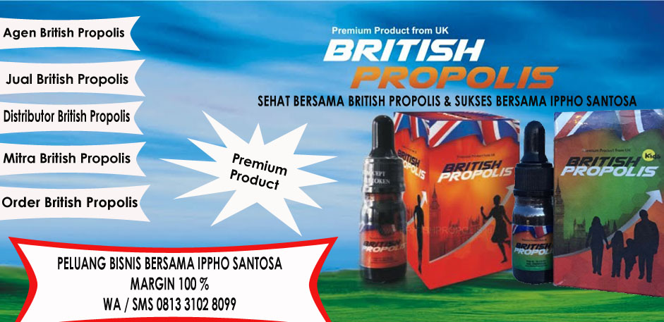 Propolis Surabaya, Jual Propolis Surabaya, Distributor Propolis Surabaya, British Propolis Surabaya