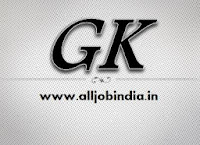 General Knowledge 2 | All Job India | Level - Easy