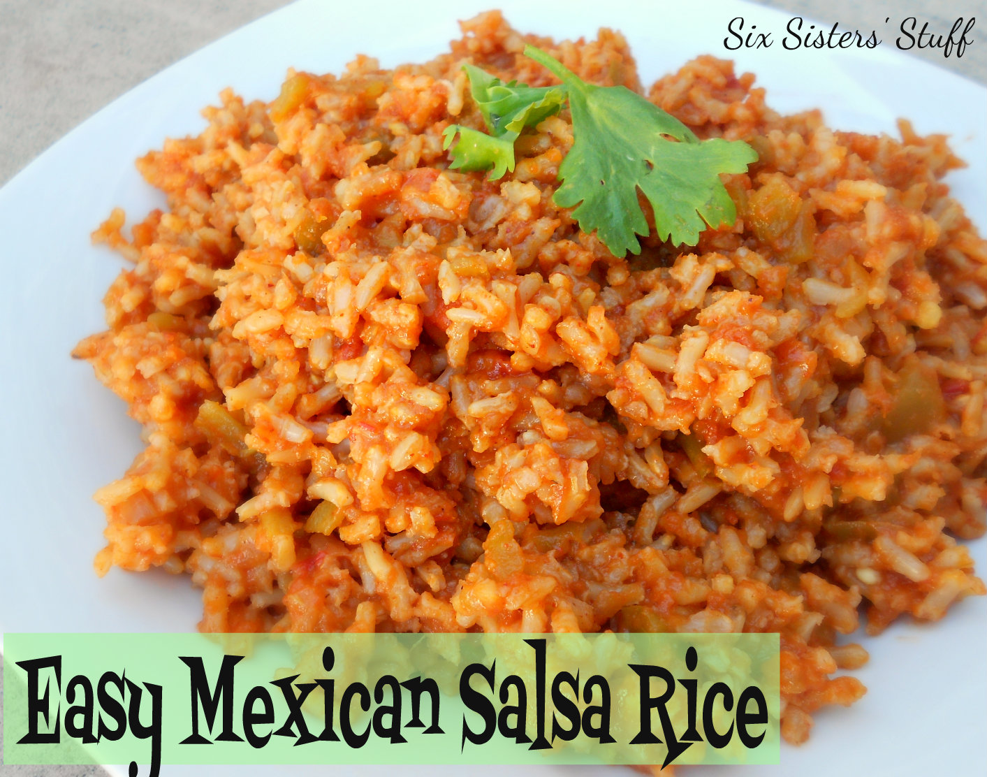 Recipe: Spanish Rice With Instant Brown Rice [27]