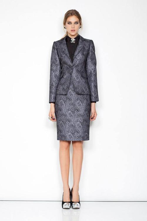 Janet Wise invierno 2014 trajes de mujer invierno 2014.