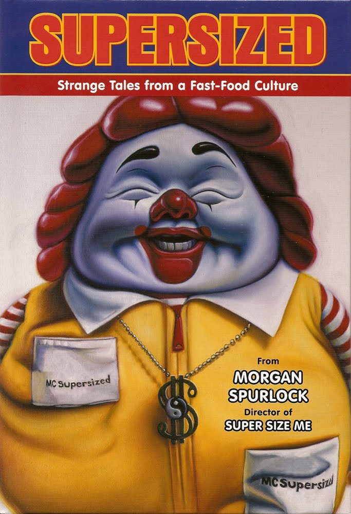 guys lit wire supersized strange tales from a fast food culture supersized strange tales from a fast food culture by morgan spurlock and jeremy barlow