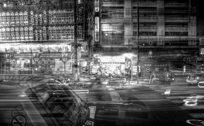 Doctor Ojiplático. Norihisa Hosaka. Burning Chrome. Fotografía | Photography