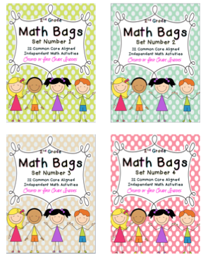 http://www.teacherspayteachers.com/Store/First-Grade-Buddies/Category/2nd-Grade-Math-Bags