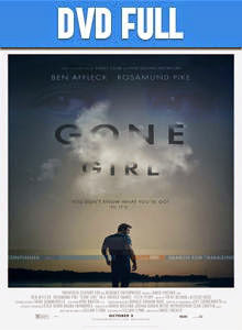 Gone Girl DVD Full Español Latino 2014