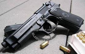 Pistol Beretta-92