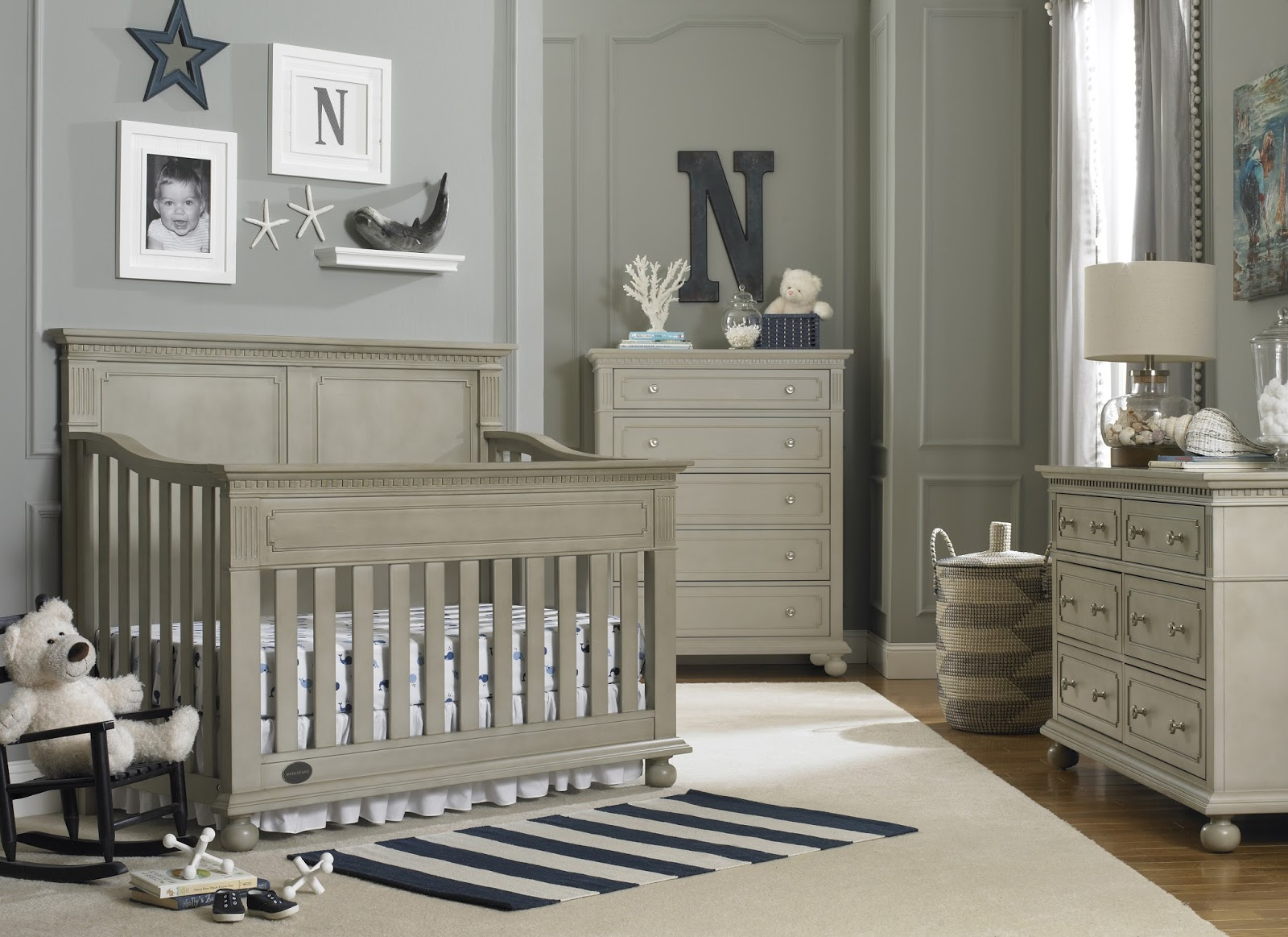 idee deco chambre bebe mixte