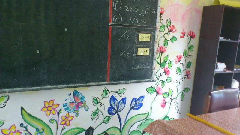 Izz S Decorative Painting Lukisan Mural Sekolah 2012