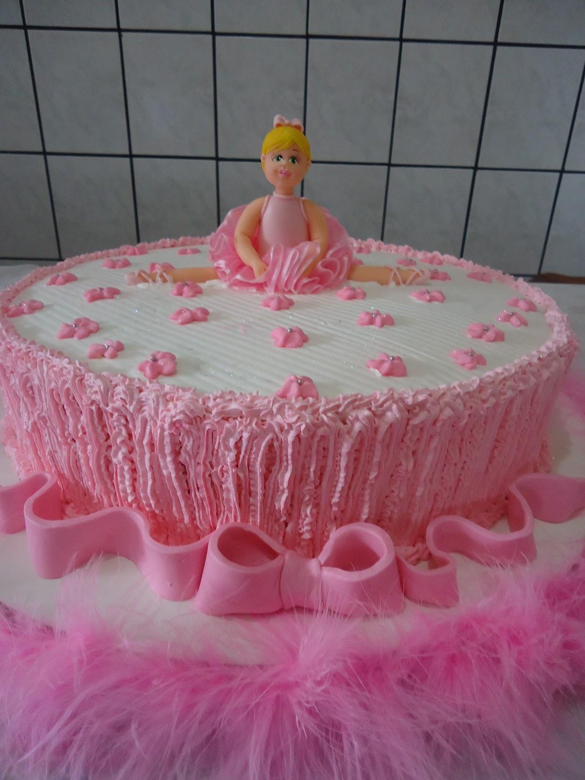 bolos de glace bailarina