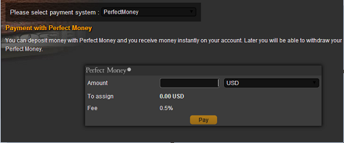 How To Fund Planetofbets Account Using Perfect Money