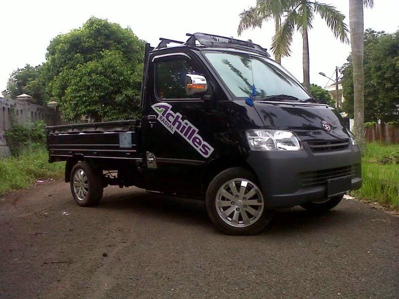 Modifikasi Mobil Daihatsu Granmax Pick Up