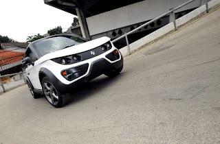 Mobil Listrik Tazzari