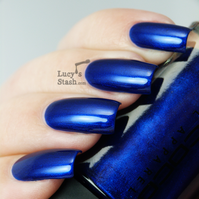 Lucy's Stash - Rococo Nail Apparel City Slick