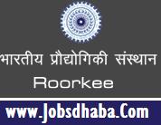 Indian Institute of Technology Roorkee, IIT Roorkee Recruitment, IIT Jobs, Sarkari naukri