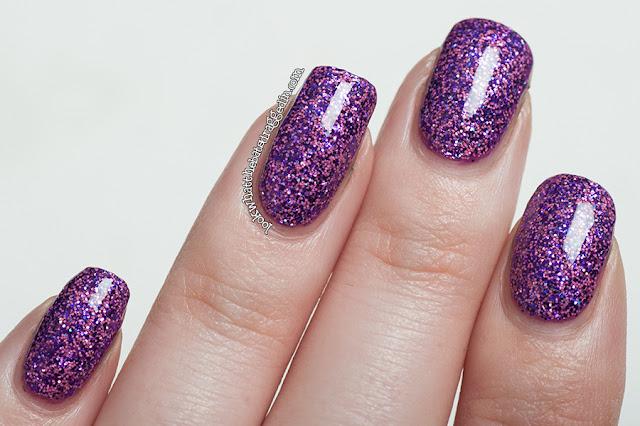 peita's polish wonky nerds aussie indie nail