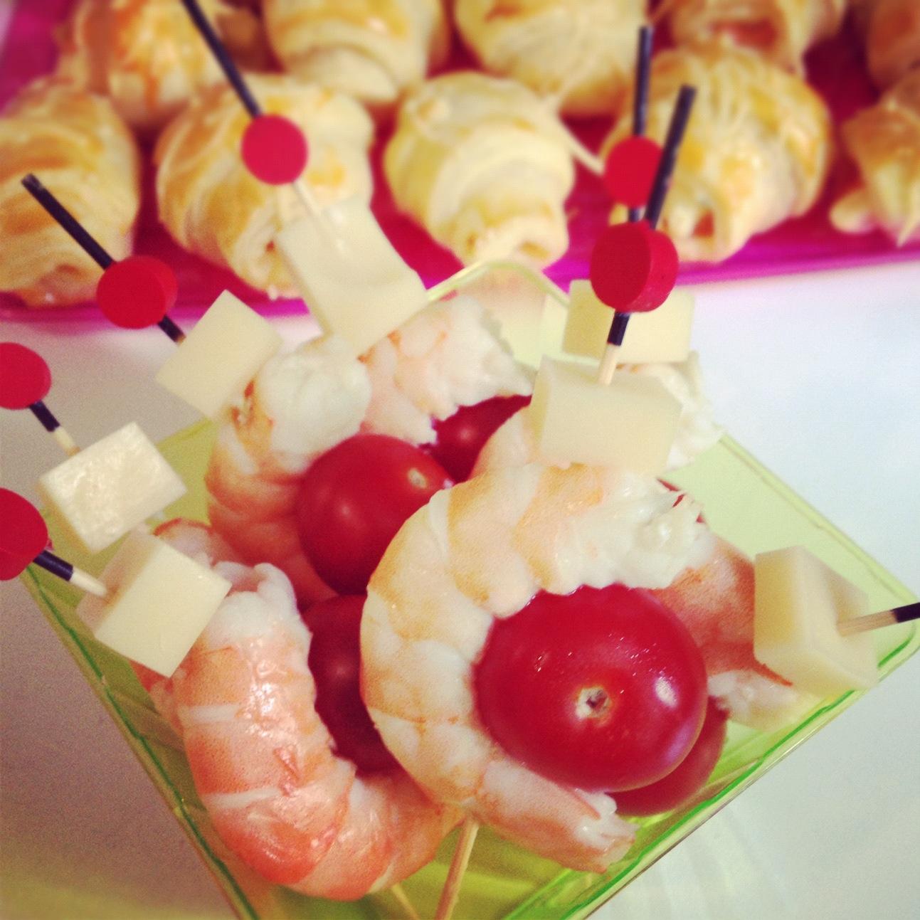 Food id es pour un ap ro dinatoire presque parfait smoothie bikini blog beaut voyage - Recette pour apero dinatoire ...
