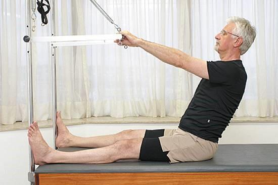 Pilates, qualidade de vida na terceira idade