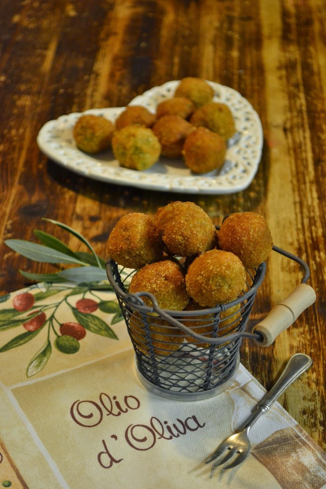 olive all'ascolana: ricetta tipica delle marche