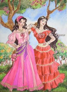 Una Rosa e La Carmencita