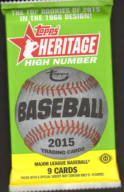 Topps Heritage High Number