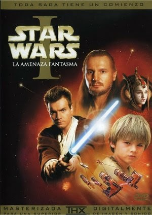 Poster Star Wars: Episode I - The Phantom Menace 1999