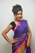 Madhulagna Das Half Saree photos-thumbnail-12