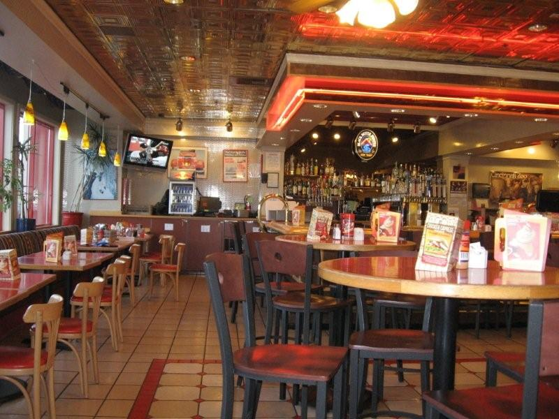 Pattie sue food review red robin gourmet burgers