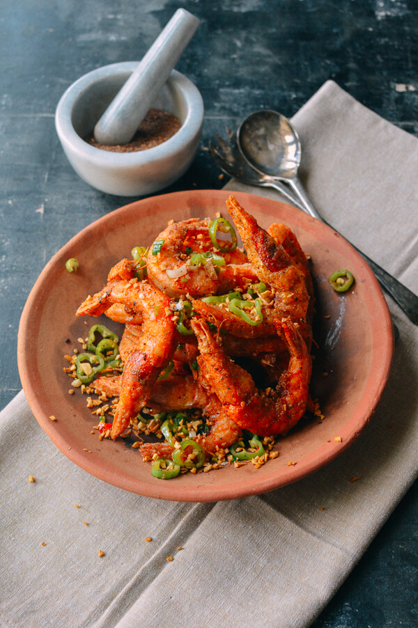 Salt and Pepper Shrimp 12 | Chinese Recipes
