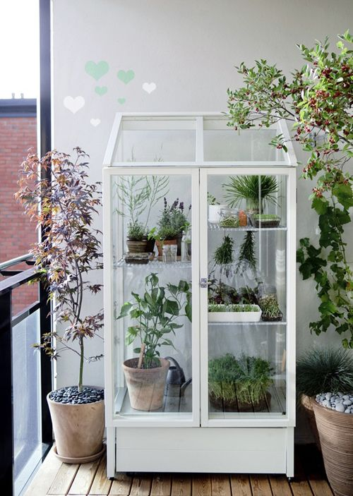 drivhus perfekt til den stilbeviste altan