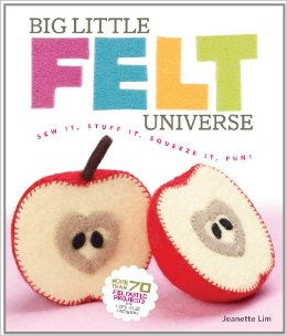 big little felt universe, book review