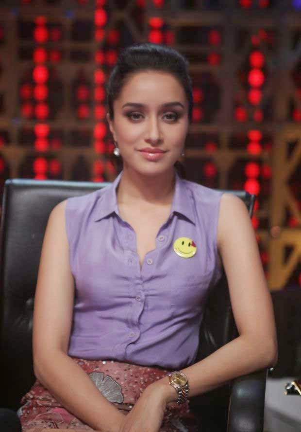 Shraddha Kapoor at Entertainment Ke Liye Kuch Bhi Karega