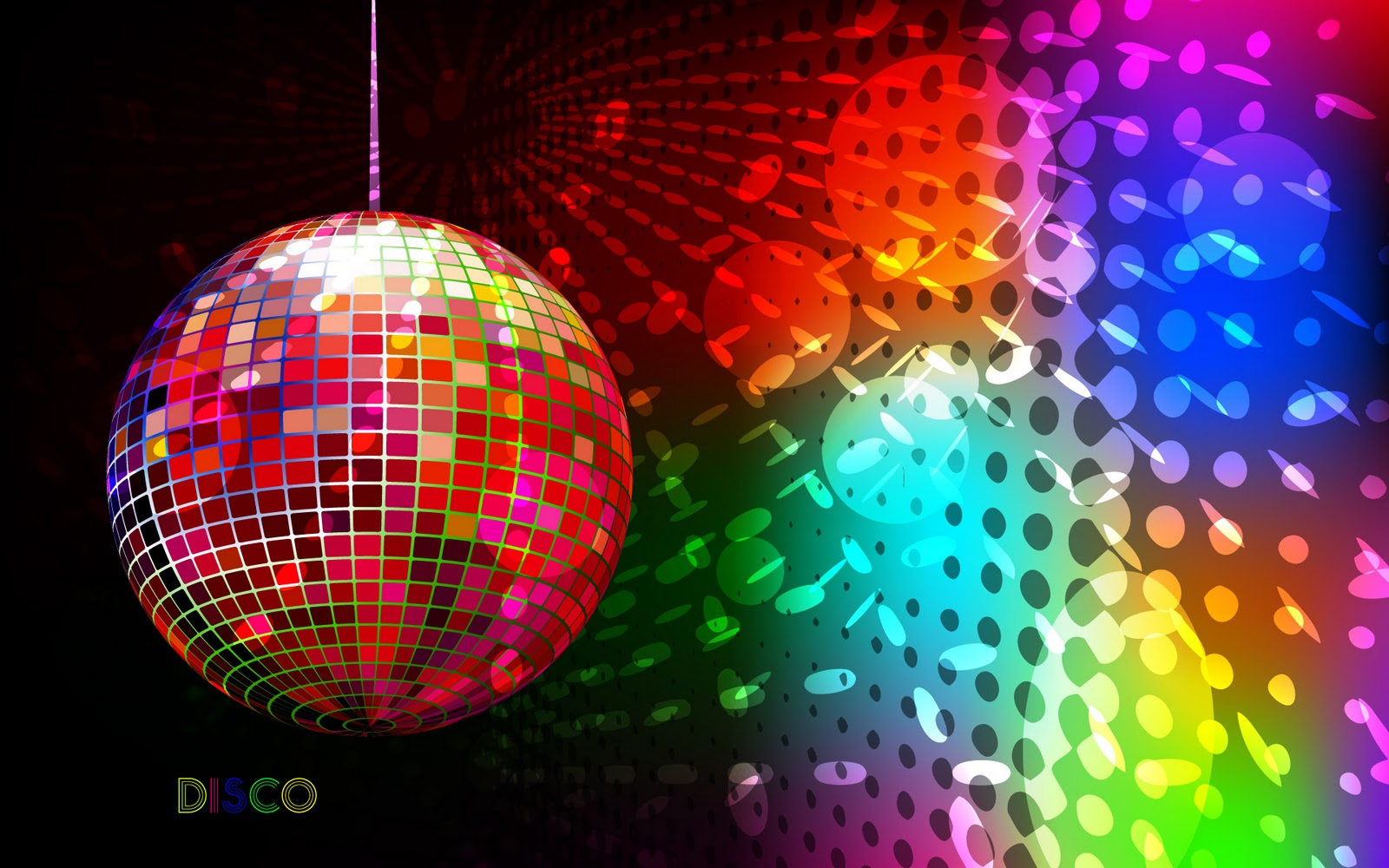 18 Free Colorful Vector Music Backgrounds Wallpapers