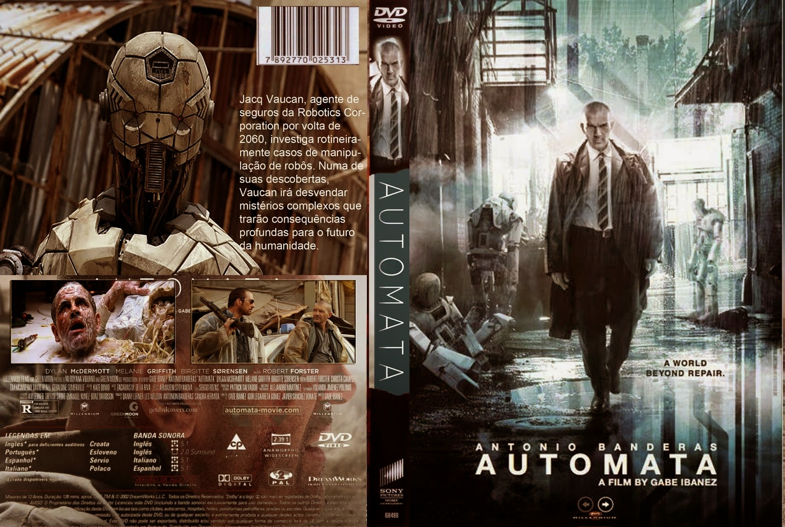 Baixar Agente do Futuro DVD-R Autorado Aut C3 B3mata 2B custom