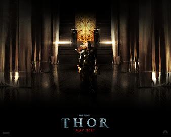 #12 Thor Wallpaper
