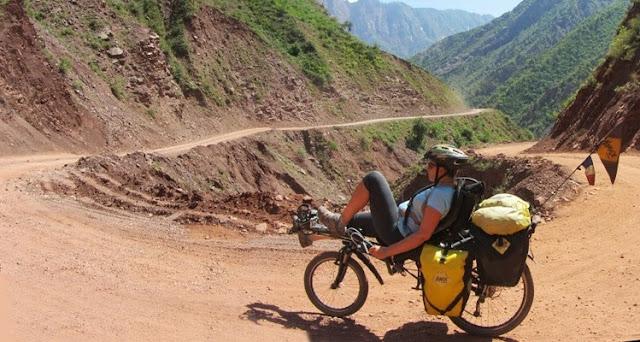 Bicirecli uruguay la bicicleta reclinada es buena para for Gimnasio 4 caminos